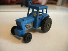 Matchbox Superfast Ford Tractor in Blue