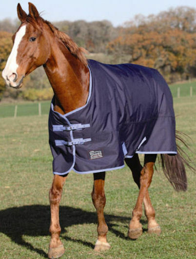 Shires Tempest Winter 300g Winter Tempest Heavyweight Turnout Horse Rug 859b12