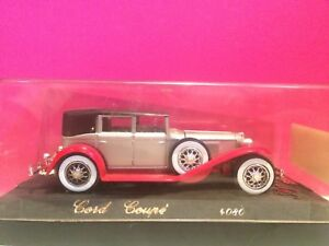 SOLIDO-AGE-D-039-OR-SUPERBE-CORD-COUPE-1-43-NEUF-EN-BOITE-W7