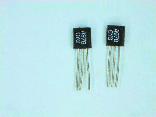 """2SA978  /""""Original/"""" Mitsubishi Transistor 2  pcs"""
