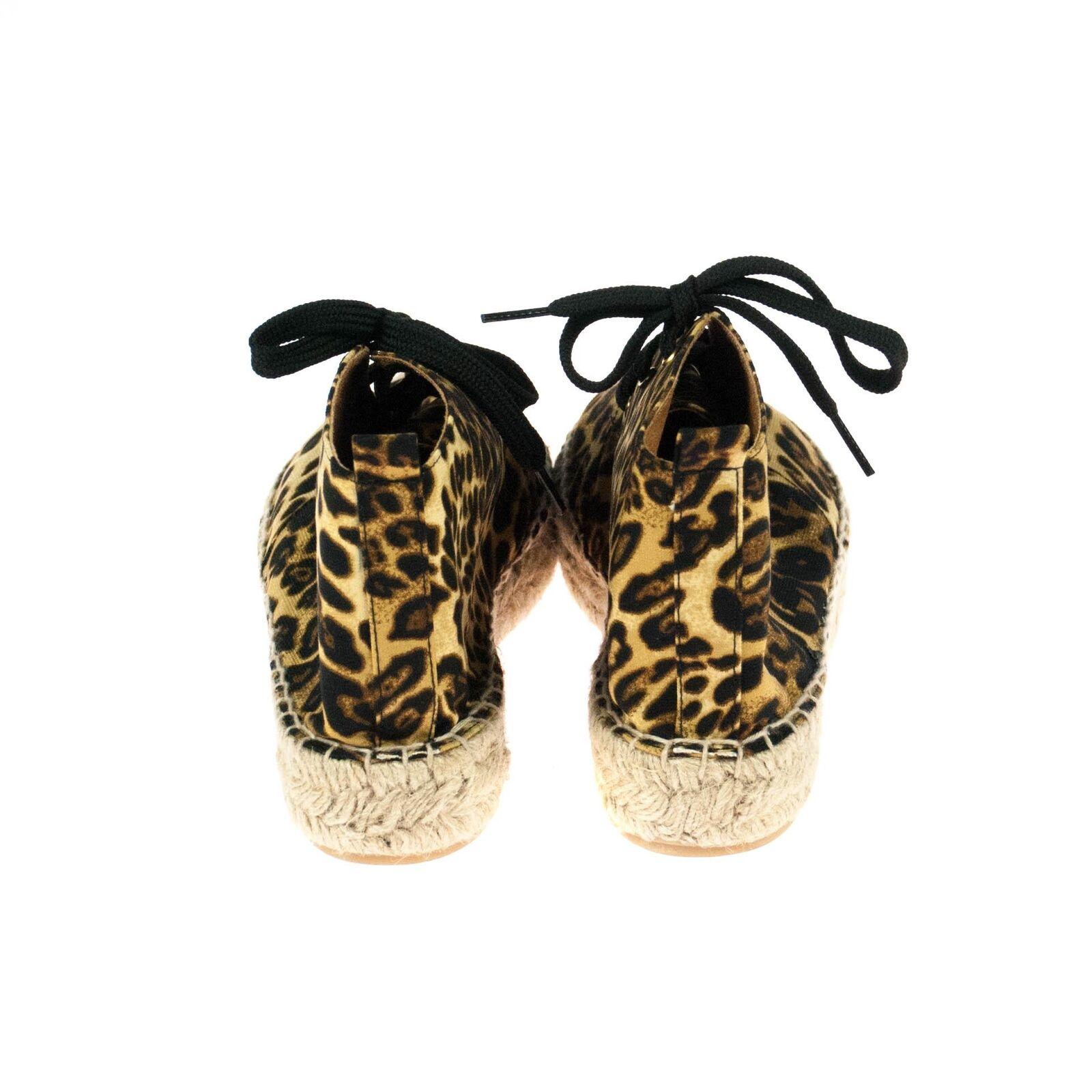 Maypol  Donna Donna Donna Nero Marrone Leopard pattern 1cad45