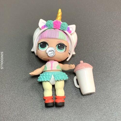Rare LOL Surprise Doll Unicorn Doll Confetti Pop 3-012 Toys Gift Color Change