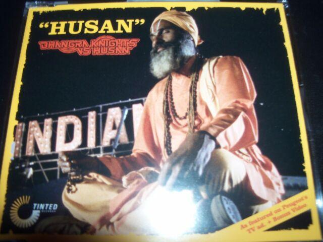 Bhangra Knights vs. Husan – Husan Australian Remixes CD Single - Like New