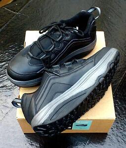 39 Ovp Sneaker Schwarz Outdoor Neu Details Steps Zu Sport Schuh Balance nv80wOmN