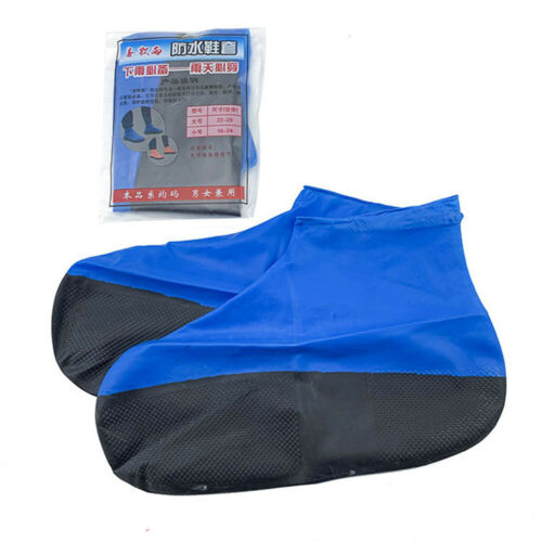Silicone Overshoes Rain Waterproof Shoe Covers Boot Recyclable Exquisite