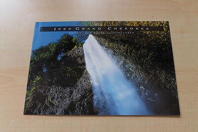 83049) Jeep Grand Cherokee - Farben & Technische Daten & Ausstattungen - Prospek