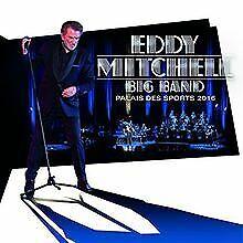 Big-Band-Palais-des-Sports-2016-Edition-Limitee-2CD-DVD-CD-etat-bon