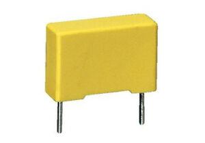 10-X-Condensatore-in-poliestere-metallizzato-passo-10-1000-V-3-3-nF-cod-7188