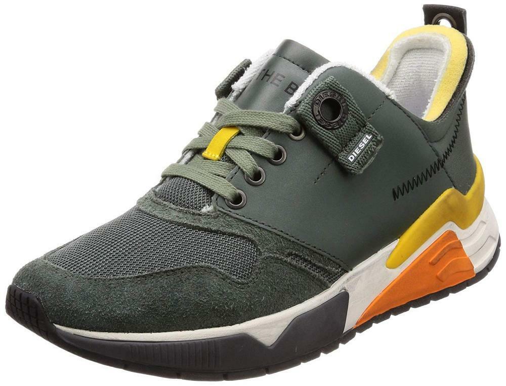 Diesel Men's S-brentha Lc-scarpe da ginnastica