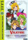 UFO Ultramaiden Valkyrie Ssns 3 & 4 ( 0704400078552 With Monica RIAL DVD