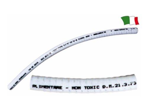 MT 1 TUBO IDROSANITARIO PER WC IN PVC  CONFORME DIRETTIVE CEE NAUTICA CAMPER