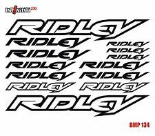 BMP134 bicycle bikes bmx frames restoration ridley sticker fahrrad aufkleber