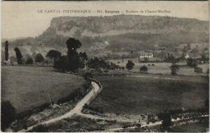 CPA Saignes Rochers de Chastel-Marlhac FRANCE (1055353)