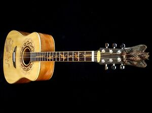 """Blueberry Special Order Dreadnought Guitar """"Griffin""""  90 day delivery"""
