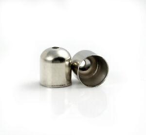 Ø 5 mm platin 2x Magnetverschluss Armband herstellen