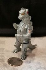Godzilla Toys 2005 Capsule Toy 50th Ann. Mecha Godzilla Loose Action Figure