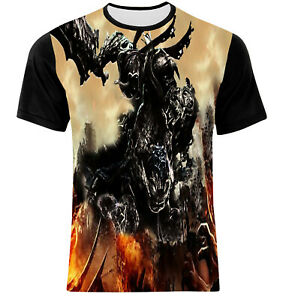 Details about NEW COTTON PRINT DARKSIDERS HORSEMEN OF THE APOCALYPSE GAME  T-SHIRT ALL SIZES