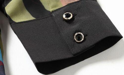 Élégant verfeinert kleid kurz hülle schwarz bunt ballon schlank 3661