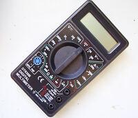 DT-830B LCD Display Multi Function Digital Multimeter Tester
