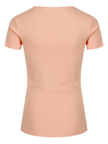 Marks /& Spencer Womens Pure Cotton Short Sleeve V Neck New M/&S T Shirt Top Tee