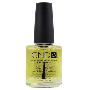 Creative nail design solar oil 05oz cnd ebay image is loading creative nail design solar oil 0 5oz cnd prinsesfo Gallery