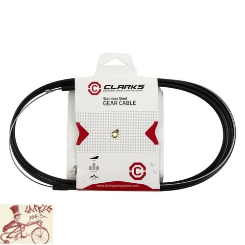 CLARKS SPORT REPLACEMENT STAINLESS STEEL BLACK GEAR SHIFTER CABLE