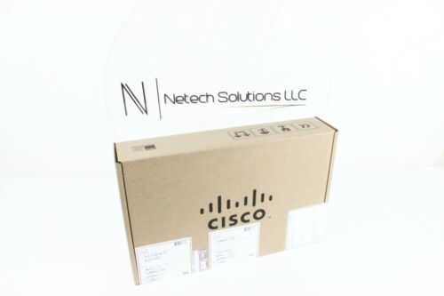 NEW Cisco C2960X-STACK Stacking Module Flexstack-Plus Hot-Swappable