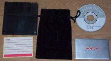 Tarjetas de crédito 4GB USB Stick incl. Controlador CD FDD Windows 98 Se WIN