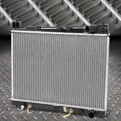 For Scion xA xB//Echo 1-1//4 Inlet OE Style Aluminum Direct Replacement Racing Radiator