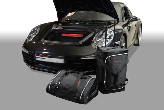 Reisetaschen Maßgeschneidert Porsche 911 991 2011-2019