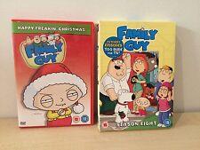 Family Guy DVD Box Set Season 8 And Christmas DVD