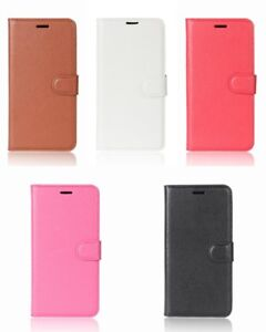 Coque-livre-cuir-synthetique-rabat-support-housse-silicone-OnePlus-5-A5000