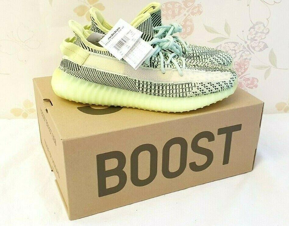 100 Genuine adidas Yeezy Boost 350 V2