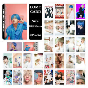 KPOP-Bangtan-Boys-Album-MAP-OF-THE-SOUL-PERSONA-V-Lomo-Card-Photo-Card