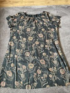 Womens Dress By Fat Face Size 16-18