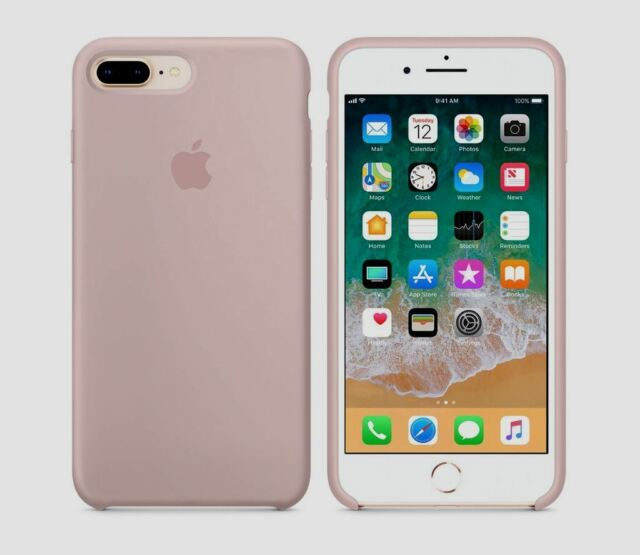240865bf2e80 Unused Original Apple Silicone Case iPhone 8 Plus 7 Plus (MQH22ZM A) -