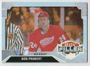2020-21 Upper Deck Box Filler Bob Probert #BF1