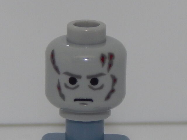 Lego Minifigure Head Star Wars Darth Vader H119