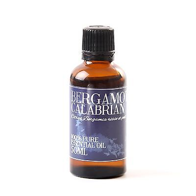 Mystic Moments | Bergamot Calabrian - Essential Oil -  50ml (EO50BERGCALA)