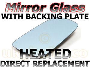 NEW-PASSENGER-Mirror-Plate-HEATED-RENAULT-MASTER-07-gt