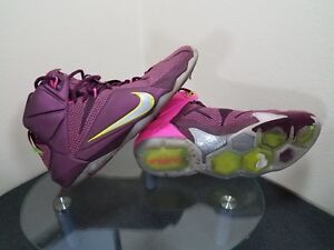 the best attitude a1bec 22d2f Image is loading Nike-Lebron-XII-12-034-Double-Helix-034-