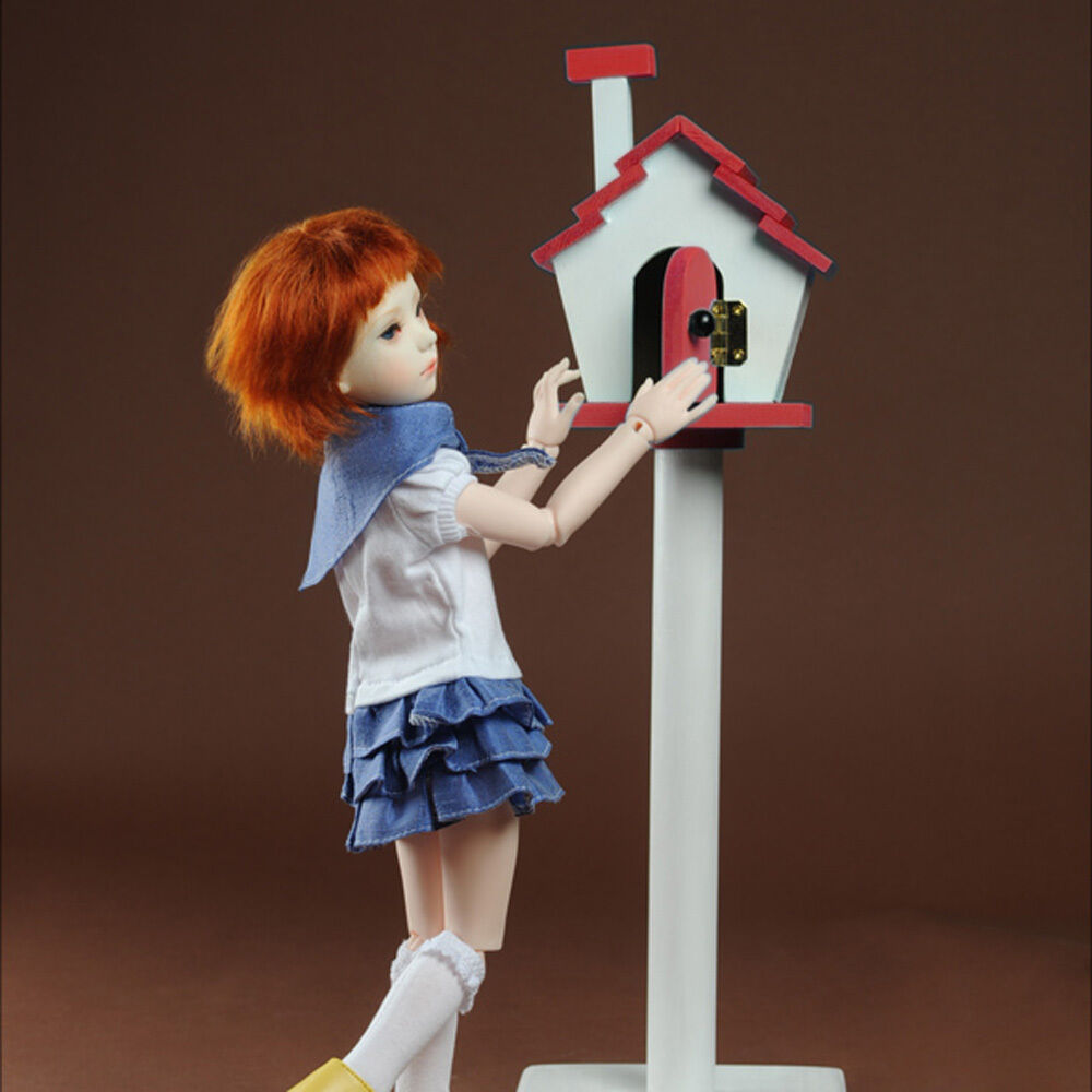 Dollmore BJD doll furniture letterbox (ROT - Middle Größe)