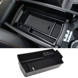 Fit For Kia Sportage 2016 2017 Armrest Storage Box Center Console Bin Glove Tray