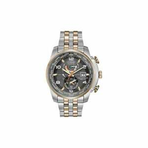 Men's World Citizen tempo A.T ECO-DRIVE watch AT9016-56H