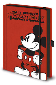 Pyramid-Mickey-Mouse-Premium-A5-Notebook-NEW