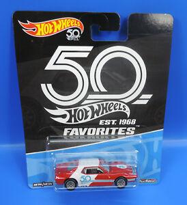 Mattel-Hot-Wheels-Cars-EST-1968-Favorites-2-10-Auto-71-AMC-Giavellotto