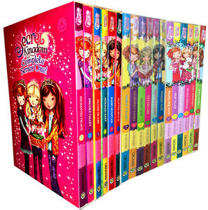 Secret-Kingdom-Series-1-2-and-3-Collection-By-Rosie-Banks-18-Books-Box-Set