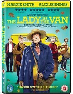 THE-LADY-IN-THE-VAN-ALAN-BENNETT-MAGGIE-SMITH-ALEX-JENNINGS-SONY-UK-DVD-NEW