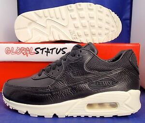 nike air max 90 donne laboratorio x pinnacle vela nera retrò scarpe 839612
