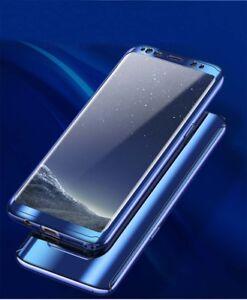 Shockproof-Full-Cover-Hybrid-Bumper-Slim-Hard-Case-For-Samsung-Galaxy-S8-S9-Plus